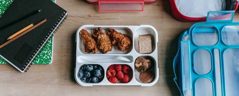 4 Γευστικά Σνακ για Παιδιά